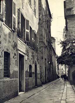 Ajaccio maison natale de Napoleon